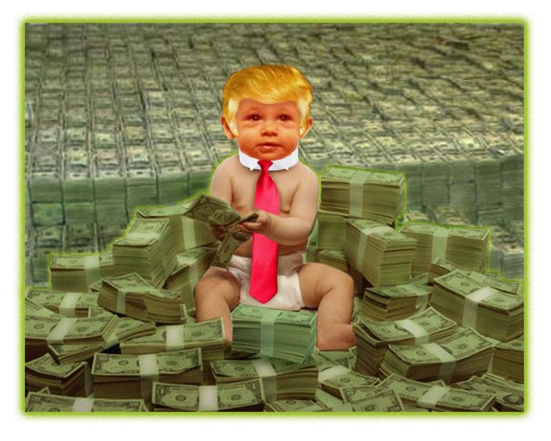 Rich Baby Trump