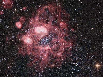 NGC1760 complex - 3 ways