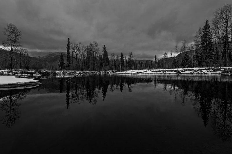 A Gloomy Dawn