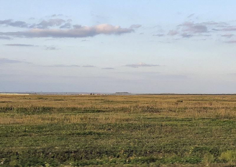 Last glance at Kazakhstan