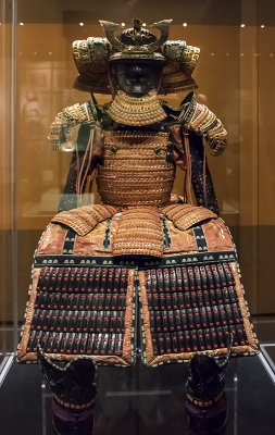 Objects of Wonder: Samurai armor