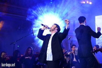 הזמר דוד דאור