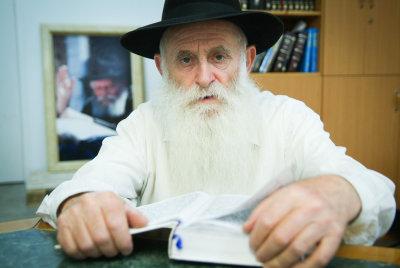 Rabbi Lebenhartz