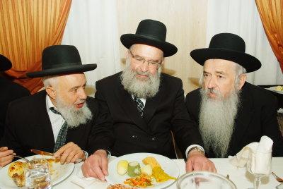 הנהלת בית הדין הרבני