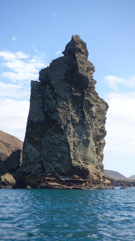 Bartolomé Island Pinnacle Rock