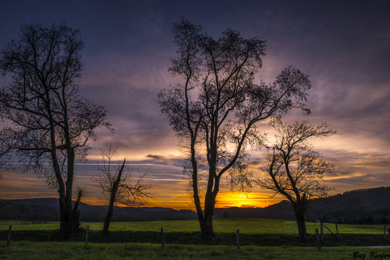 A Fine Sunset