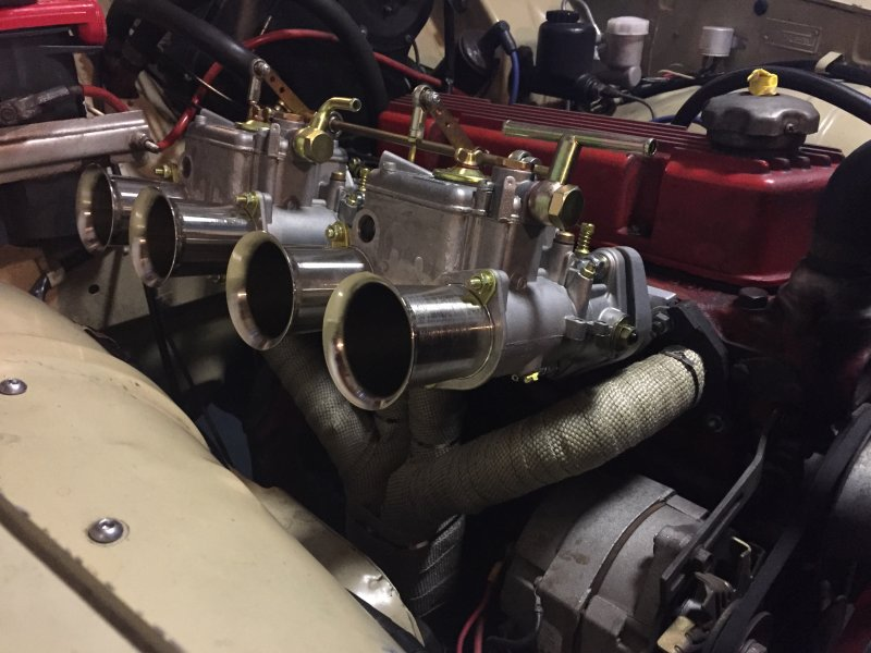 Weber DCOE Fuel pump and FPR? [Archive] - Turbobricks Forums