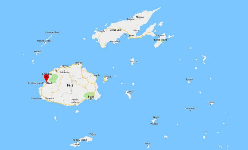 The Islands of Fiji