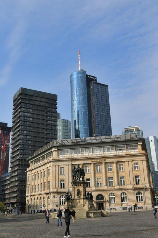 Frankfurt am Main. Innerstadt