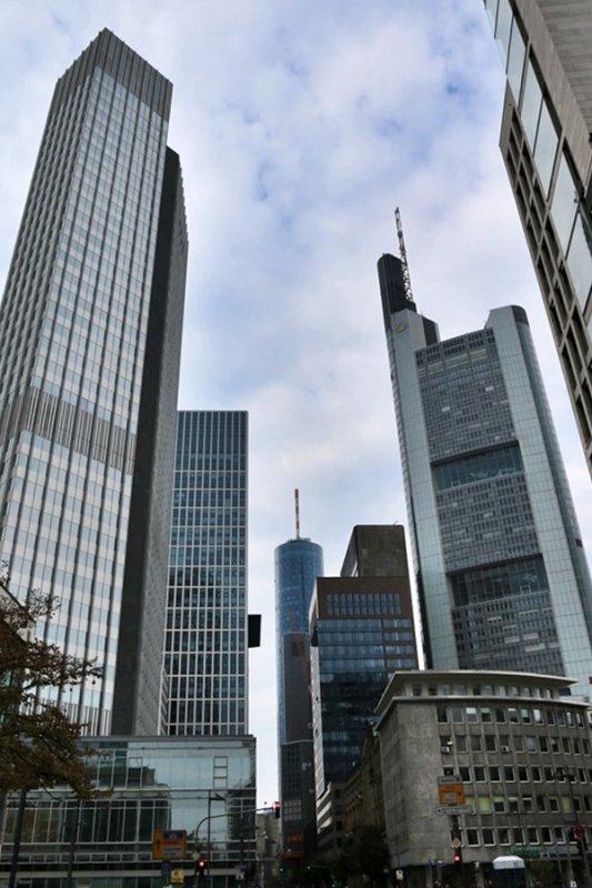 Frankfurt am Main. Innenstadt