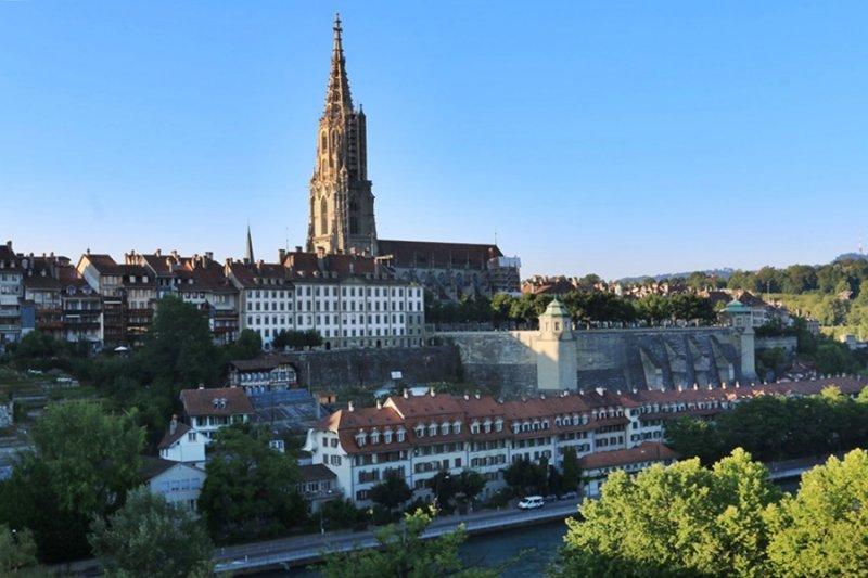 Bern. Cathedral (Múnster)