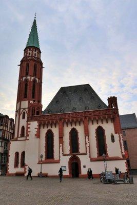 Frankfurt am Main. Alte Nikolaikirche