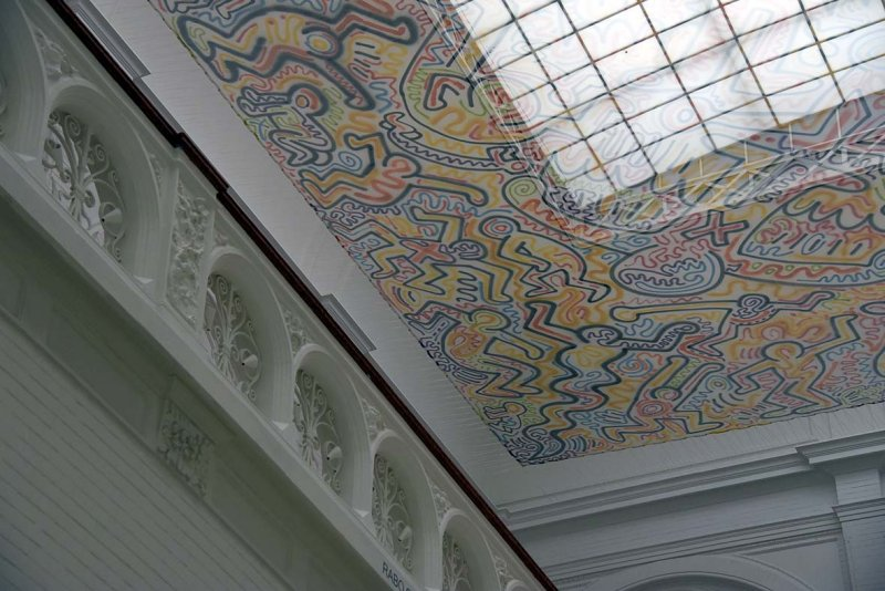 Keith Haring Canopy - 4274