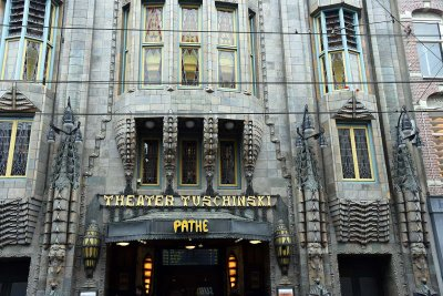 Theater Tuschinski,  Reguliersbreestraat - 5509