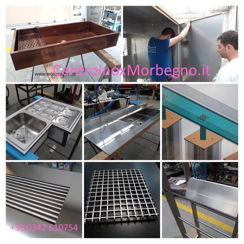 inox rame ottone e acciaio metallavorazione  lavorazione su misura metallo  svizzera ticino e grigioni