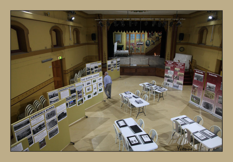 An Exhibition, Indoors or Outdoors