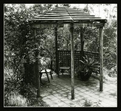 An Outdoor House or Garden Decoration