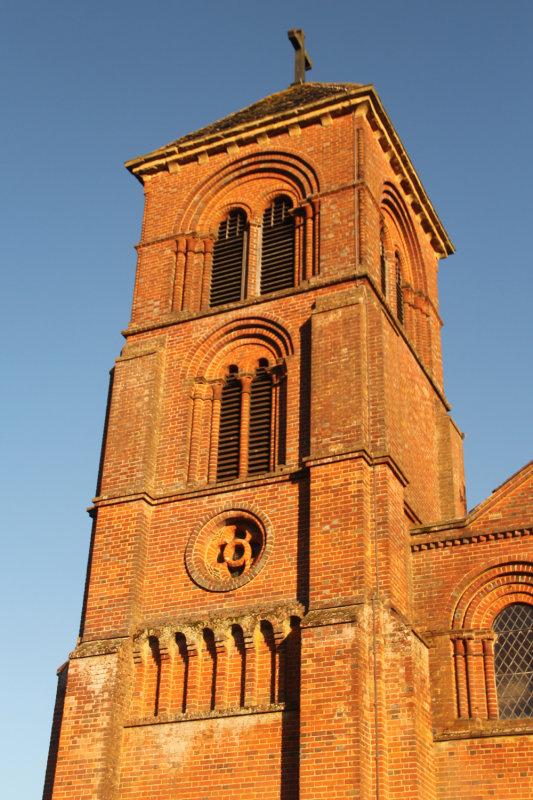 7:365<br>Albury church tower