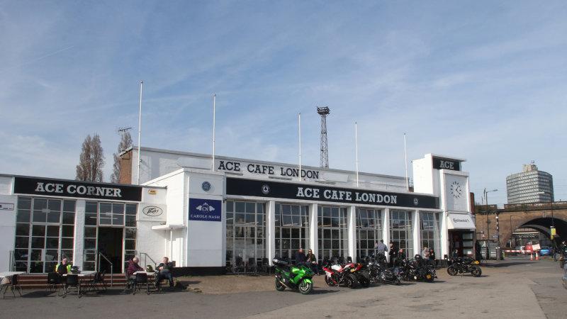 95:365<BR>Ace Cafe London