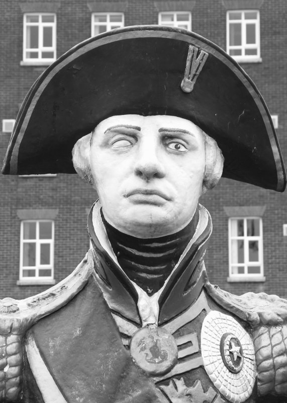 109:365<br>Lord Nelson figurehead