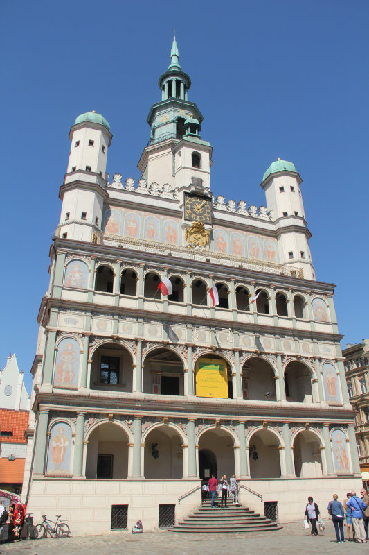 152:365<br>Poznań Town Hall