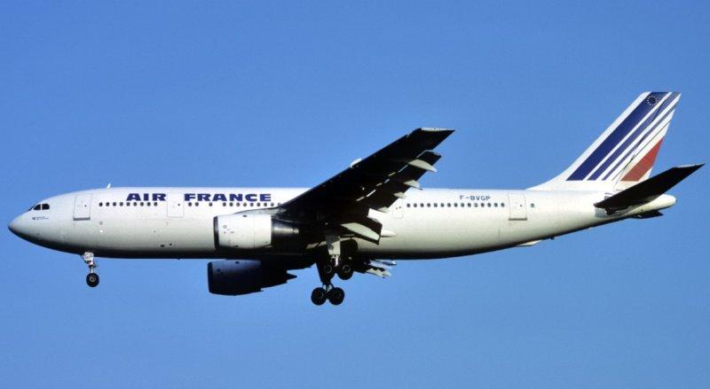Air France A300-B4