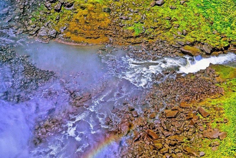 Rainbow On The Falls, Duque de Braganca