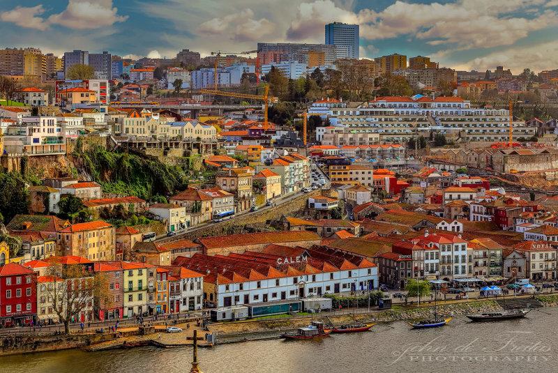 2018 - Vila Nova de Gaia, Porto - Portugal