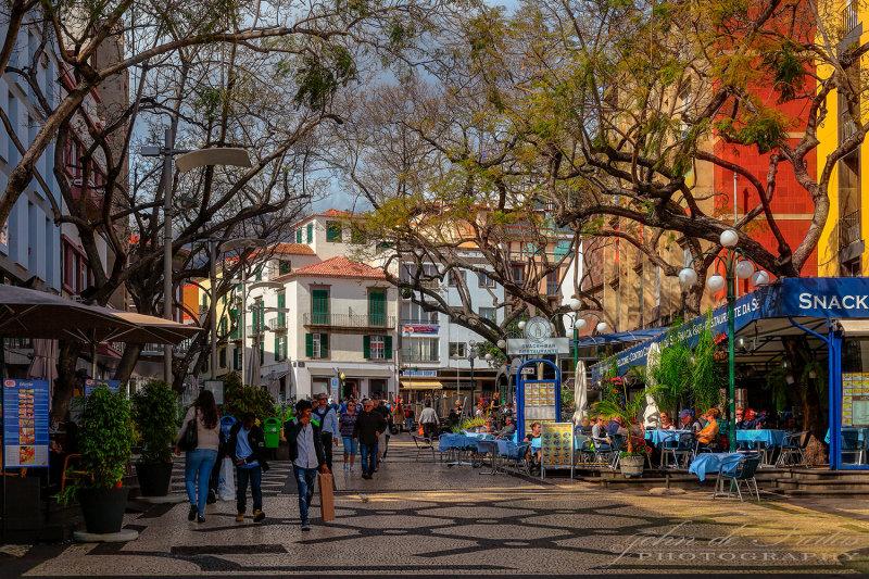 2018 - Rua Dr. António José Almeida - Funchal, Madeira - Portugal