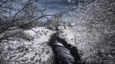 River Glaven Near Source