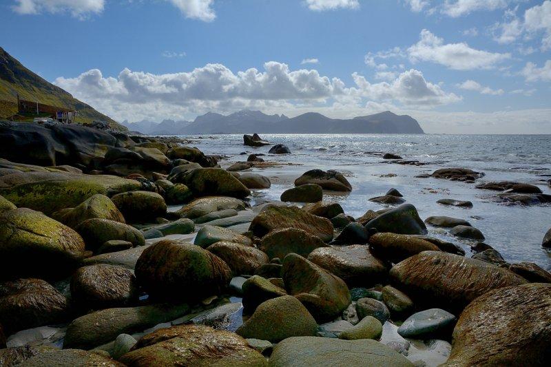 Coast near Vikten