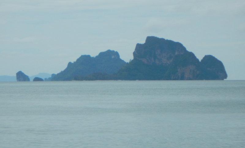 Poda and Chicken Islands