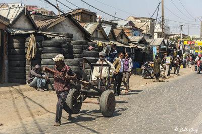 Antananarivo Street Scene   4