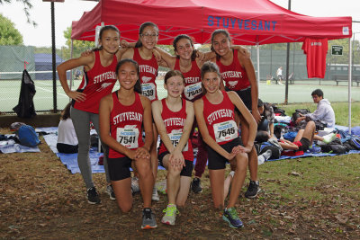 Stuyvesant High School - Cross Country Manhattan College XC Invitational 2017-10-14 Photo Gallery by andrewcribb at pbase.com