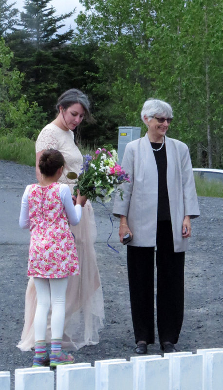 Flora, Devorah and Ann