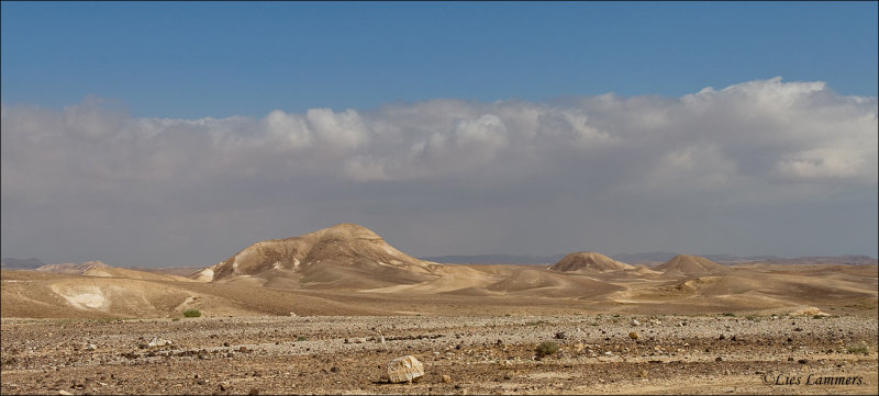 The Judean Mountains, Israel