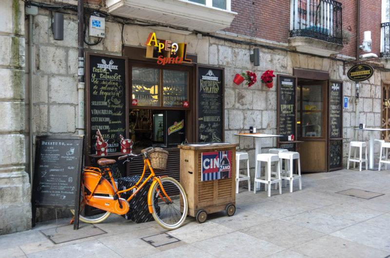 Bar Vitoria. Recomendable
