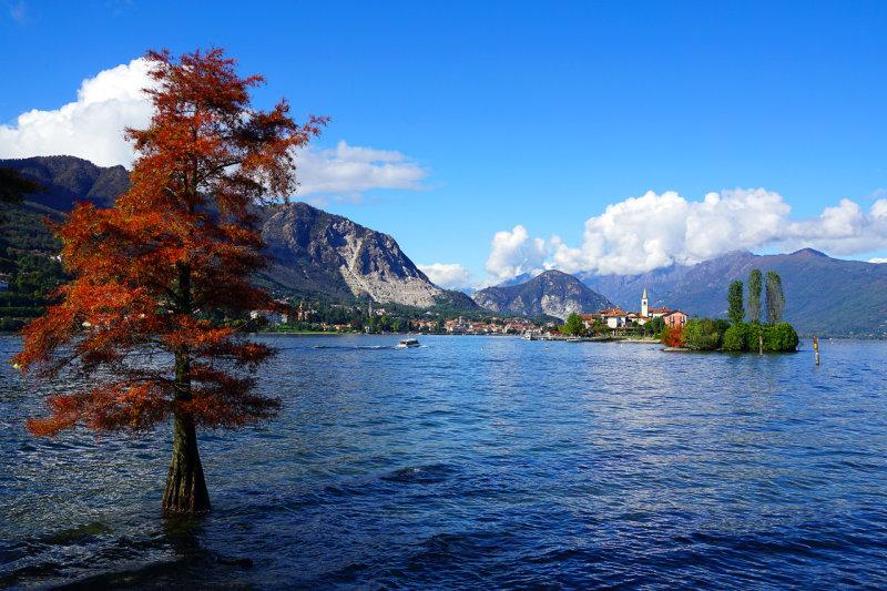 On Lake Maggiore