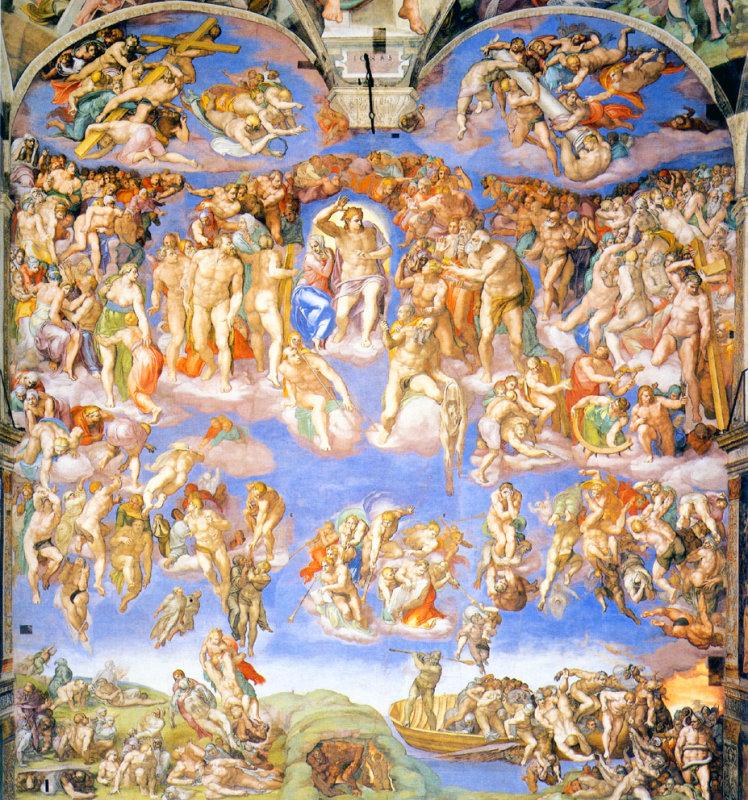 Sistine Chapel in Vatican