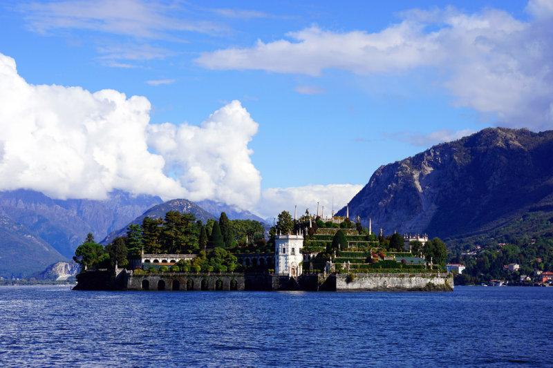 Isola Bella on Lake Maggiore