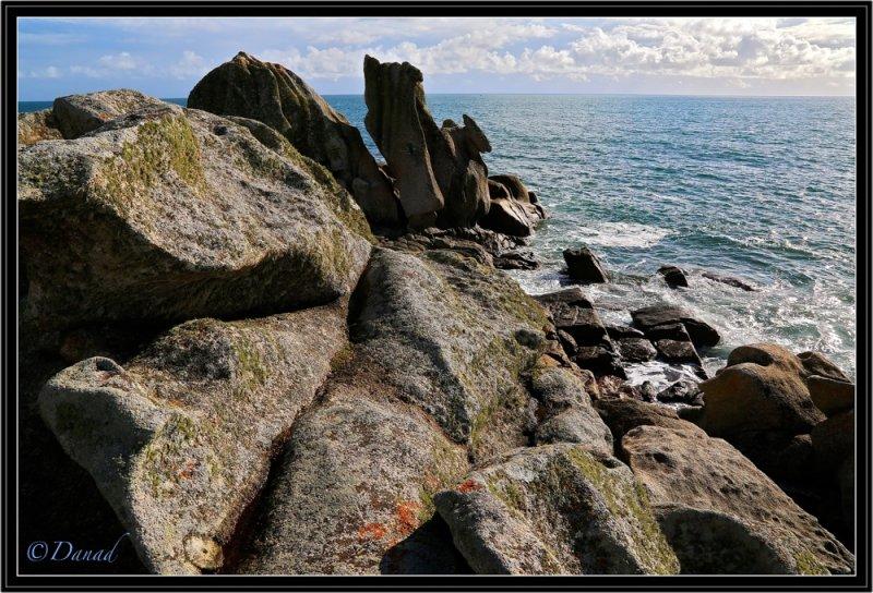 Pétales de Granite.