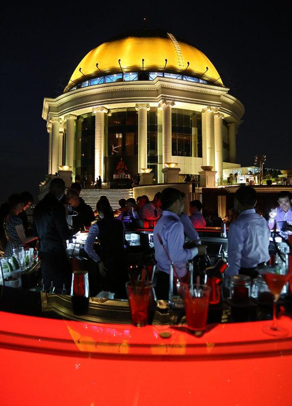 Sky Bar, Lebua Tower