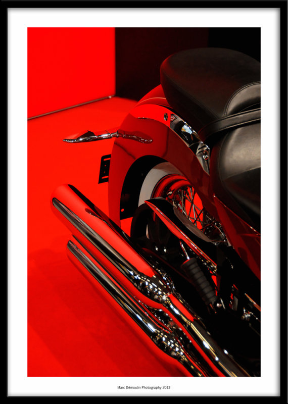 Salon de la Moto, Paris, France 2013