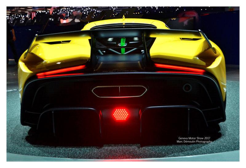 Geneva Motor Show 2017 - 8