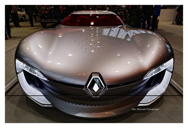 Renault Trezor, Paris 2017