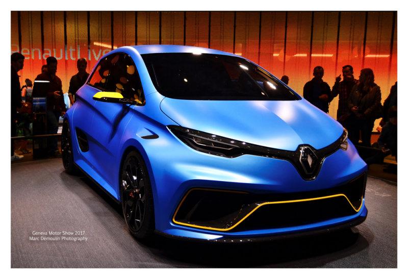 Geneva Motor Show 2017 - 78