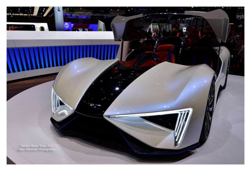 Geneva Motor Show 2017 - 89