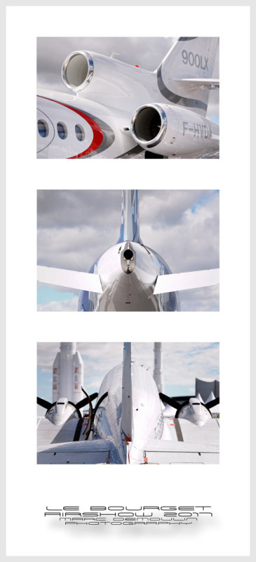 Le Bourget Airshow 2017