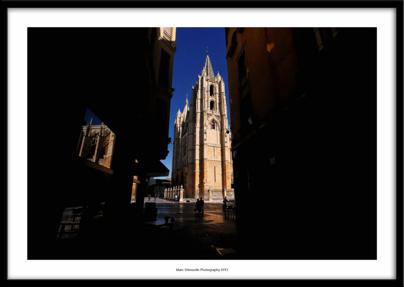 Cathedral, Leon, Spain 2013