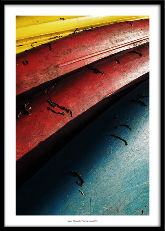 Canoes, Vaires-sur-Marne, France 2005